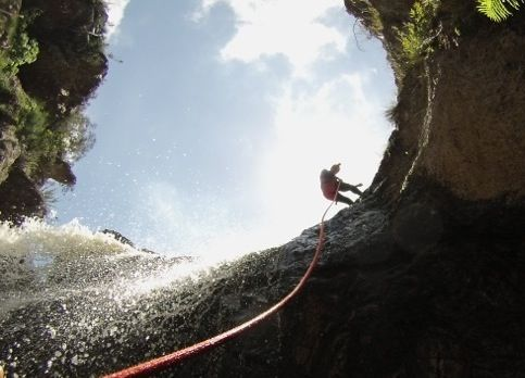 Guided RIver Adventure On the Garden Route - A River Adventure Like no other - we have the equipment and will take you through it  - no experience needed - we will guide you each step of the way. Have fun in the Great Outdoors with our experienced guides - Feel Alive…GO Kloofing!