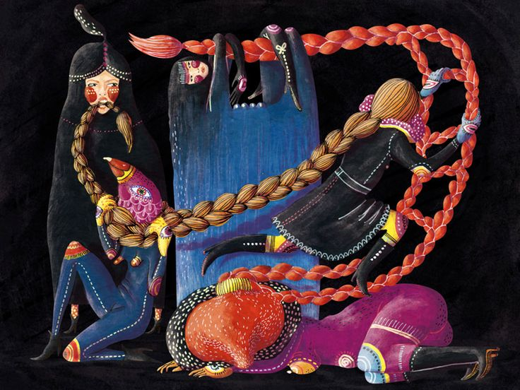 llustration by Ilona Partanen, Personal Work, 2014