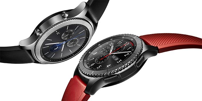 Samsung Announces Global Release Of The Gear S3 Frontier And Gear S3 Classic