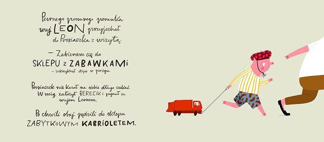 polska ilustracja dla dzieci: Zapowiedź - Prosiaczek i pojazdy