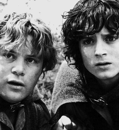 One of the best friendships ever! I love them both! <3 And I love pippin!