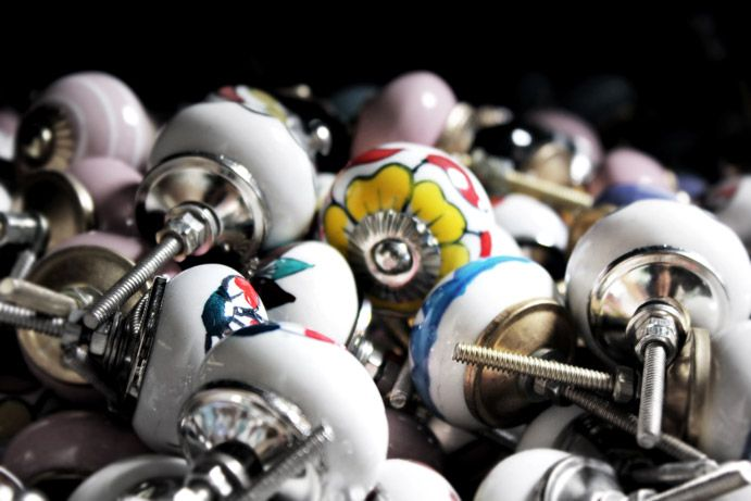 S A L V A G E D | The Interium | Junk and Disorderly 2015  Knobs and Bobs