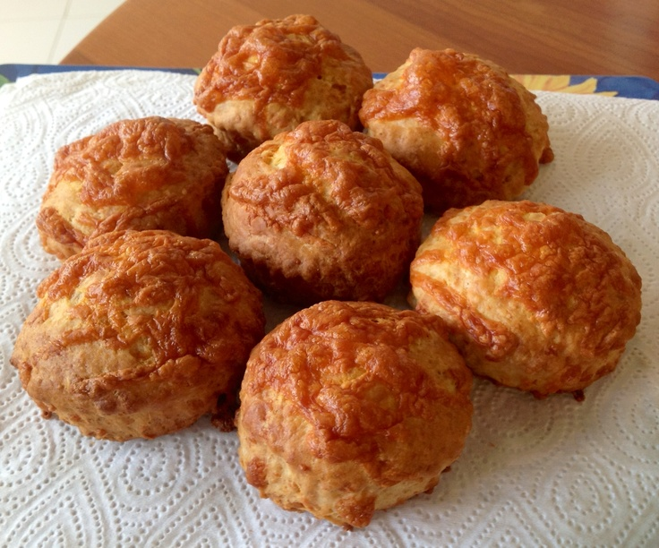 Mary Berry Cheese Scones (usually baked as a round) http://lewisandkim.files.wordpress.com/2013/05/img_1029.jpg