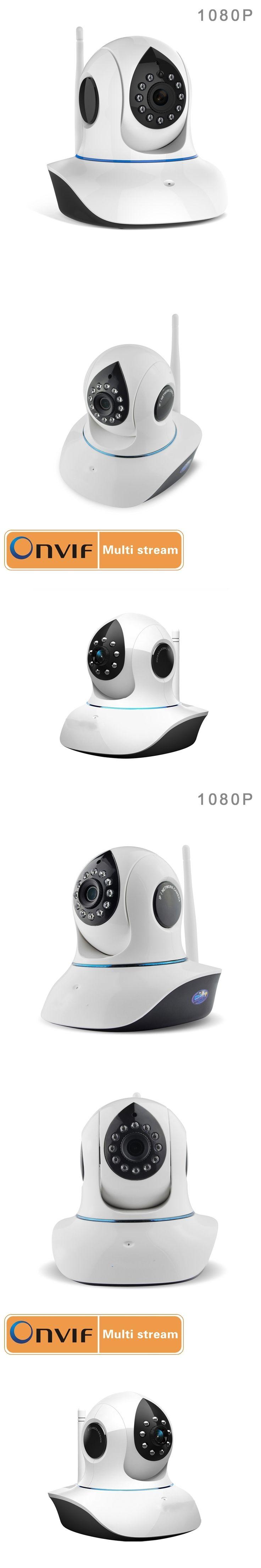 1080P HD WIFI PTZ IP Camera with ONVIF 2.4 Protocol, High Interoperability,1/3inch 1080p Progressive Scan CMOS Sensor& Free App
