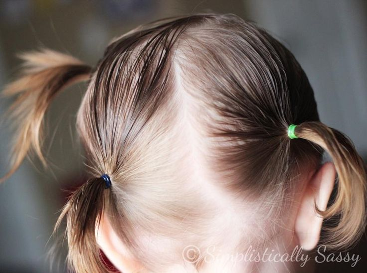 Toddler Hairstyles by Simplistically Sassy