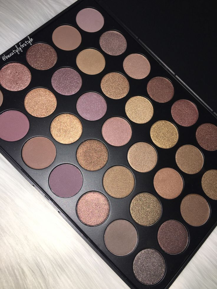 Morphe 35T Palette Makeup, Makeup pallets, Morphe 35t