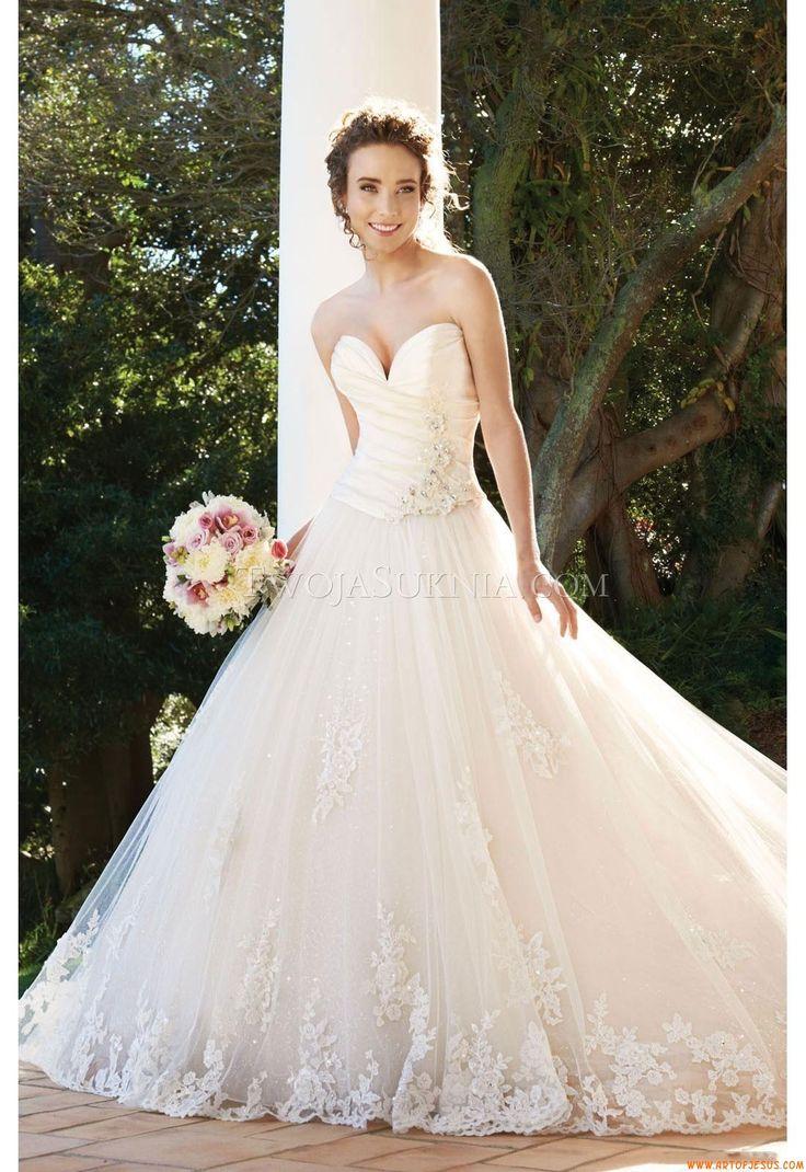 Wedding Dresses Sophia Tolli Y11330 Clove 2017