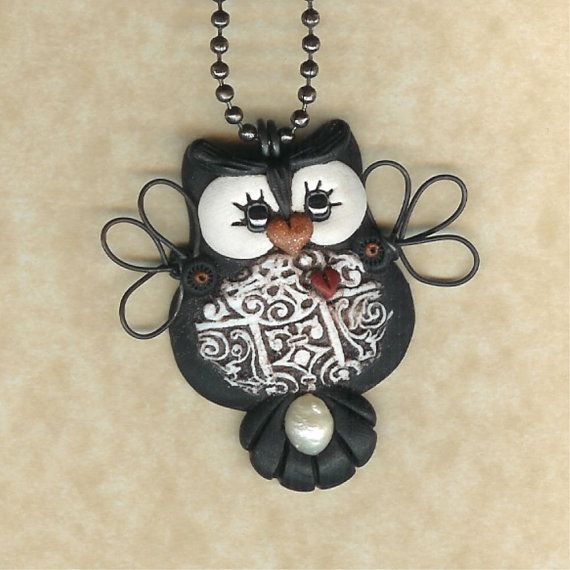 Great gift for an owl lover. Would be easy to make.