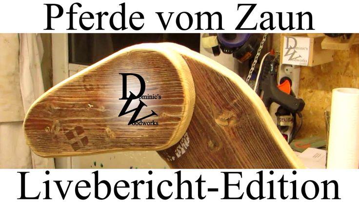 Pferde vom Zaun - Livebericht-Edition