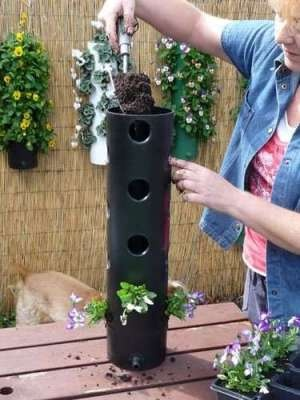 Pvc Pipe Plant Stand Woodworking Projects Amp Plans