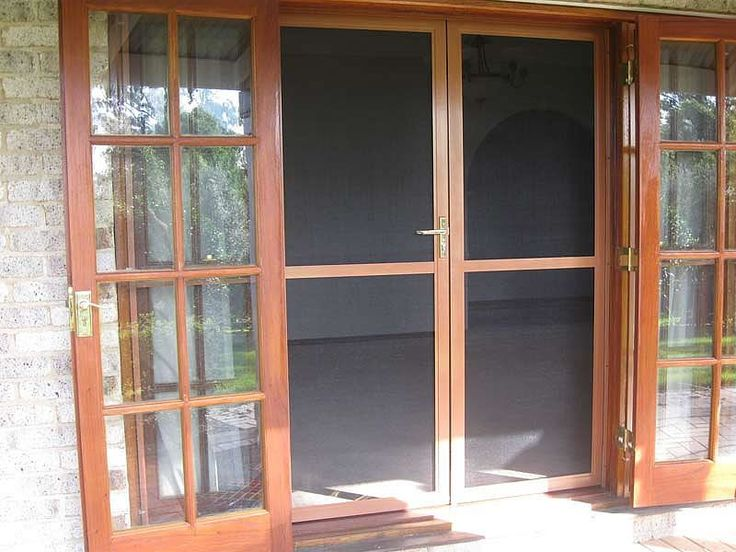 games room to patio french doors with flyscreen