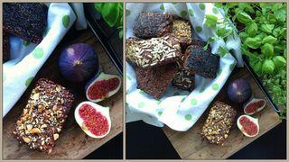 Hjemmelavet mini-rugbrød med chokolade | Den Laktosefrie Blog | Bloglovin