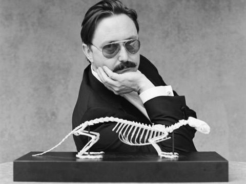 "John Hodgman lists his ""Ten Best Things of 2012,"" welcoming the apocalypse at The Bell House (& tonight in LIC)"