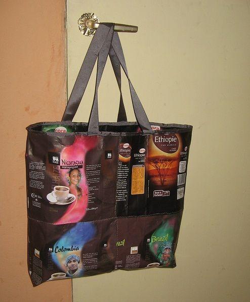 Assez Les 153 meilleures images du tableau sac paquets café &papier sur  ZB92