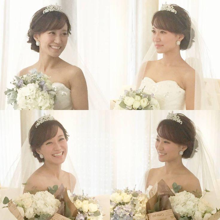 R.Y.K Vanilla EmuさんはInstagramを利用しています:「ヘアメイクの友人の結婚式 挙式スタイルは前髪 顔まわり、シルエットを 特に意識しました。 どの表情もとてもとても素敵で きれいでした! 他のスタイルもまた載せます(^^) #ヘア #ヘアメイク #ヘアアレンジ #結婚式 #結婚式ヘア #サロモ #東海プレ花嫁 #ウェディング…」