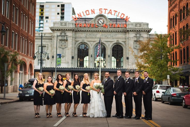 Perfect Oxford Hotel Wedding in Downtown Denver, CO