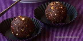 raw cukroví - raw cookies