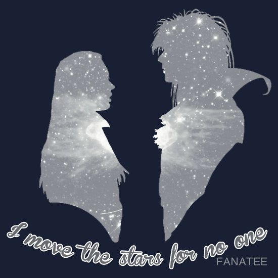 I move the stars for no one : Photo