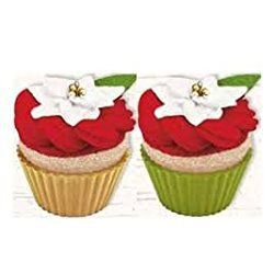 Sweet Surprise - 2014 Hallmark Keepsake Christmas Cupcake Ornament