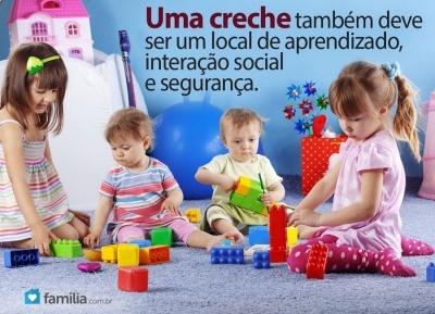 Familia.com.br   Como lidar com as questões da creche