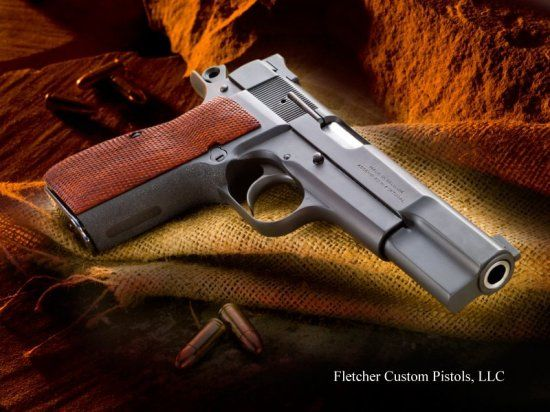 Pin by rae industries on FN Browning High Power HP 35 ...