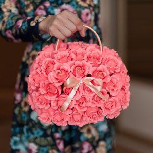 FlowWow! - Букет из конфет - цветы от всех флористов твоего города