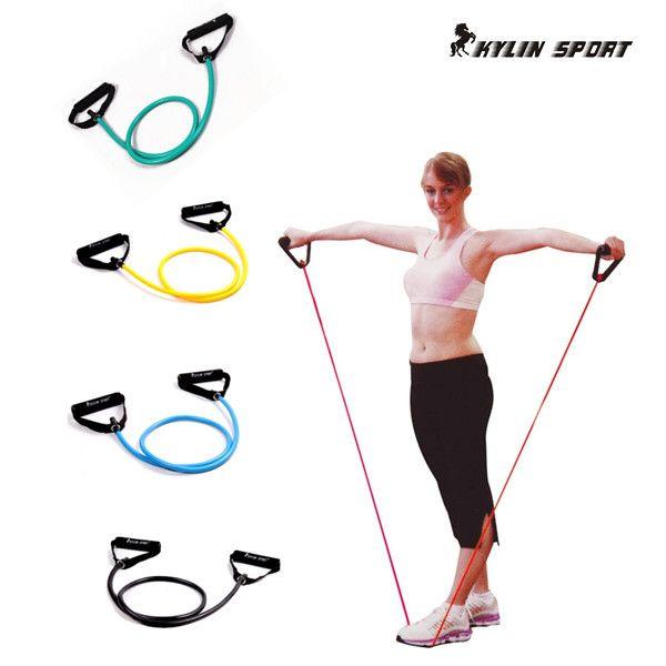 Pull Elastisch Touw Crossfit Set Multifunctionele Trainingsapparatuur Rubber Band Riem Gym Apparatuur