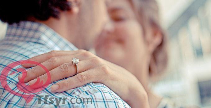 تفسير حلم الخطوبة في المنام للعزباء والمطلقه وللمتزوجة Engagement