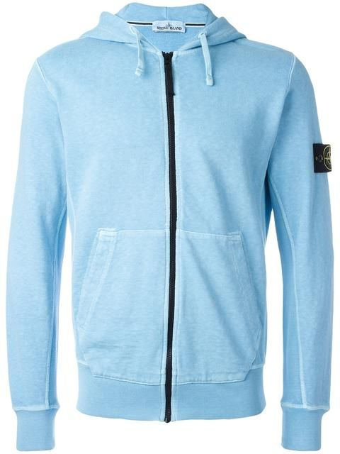 STONE ISLAND zip up hoodie. #stoneisland #cloth #hoodie