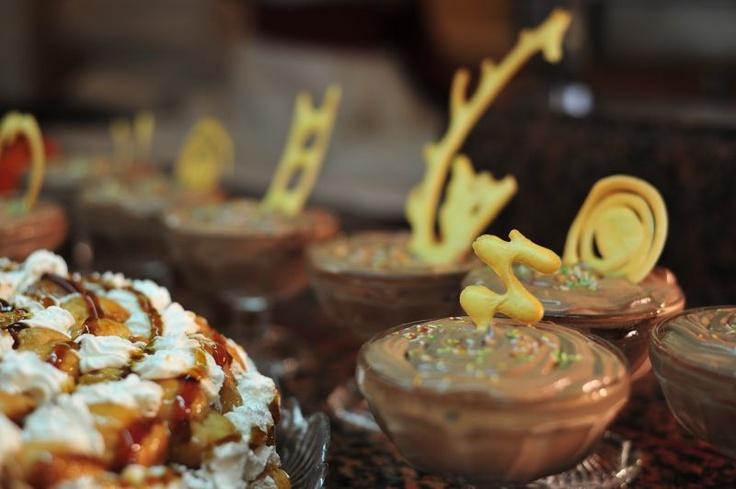 Gastronomy Dessert