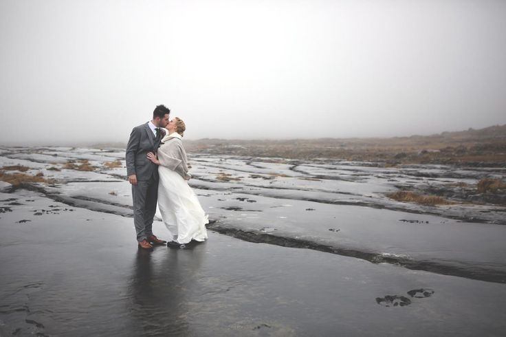 Lauren and Stephen, Ballyvaughan and Doolin, Co. Clare. Wedding