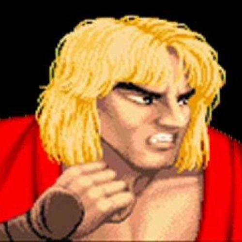 Ken Masters by C.A.