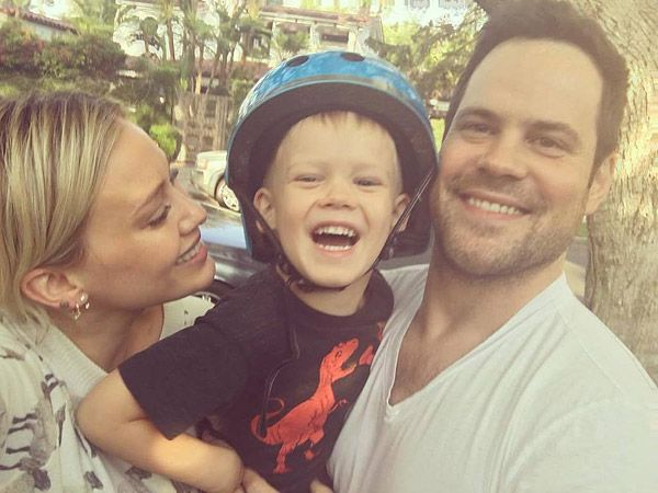 Hilary Duff and Ex Mike Comrie Celebrate Son Luca's 4th BirthdayTogether http://celebritybabies.people.com/2016/03/21/hilary-duff-son-4th-birthday/