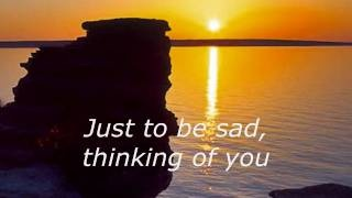 It had to be you - Harry Connick Jr., via YouTube.