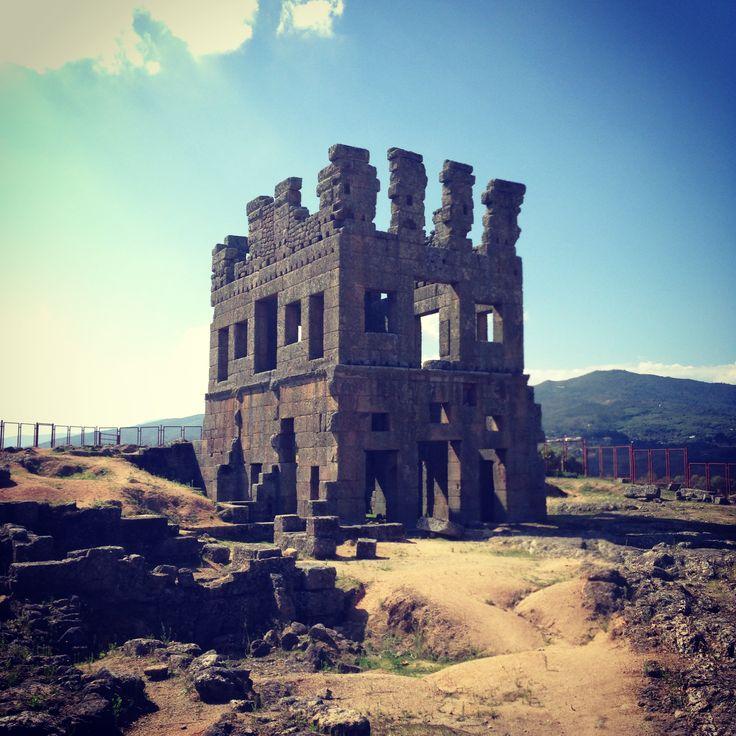Centum Cellas pode ser a cidade perdida de Lancia