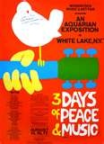 Woodstock, NY 1969. The land where the festival was held, is near my aunt's former farm. I heard that after the festival, the community shunned the land owner who had rented the land to the Woodstock promotors. Biddy Craft
