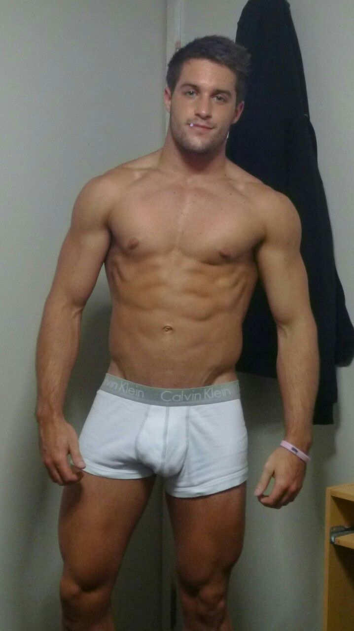 Hot white guys