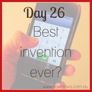 October Challenge – About Me Album – Day 26 #aboutmealbum
