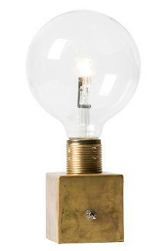 watt & VEKE Mässing Lampfot Krille