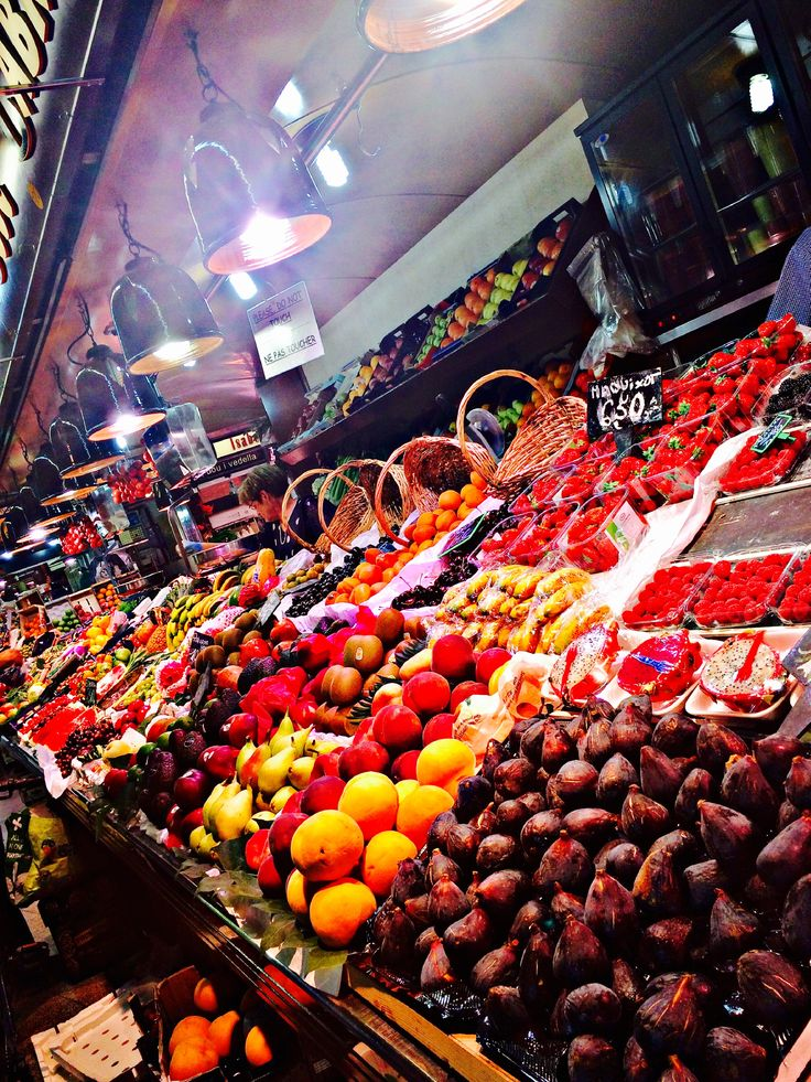 Mercado, España