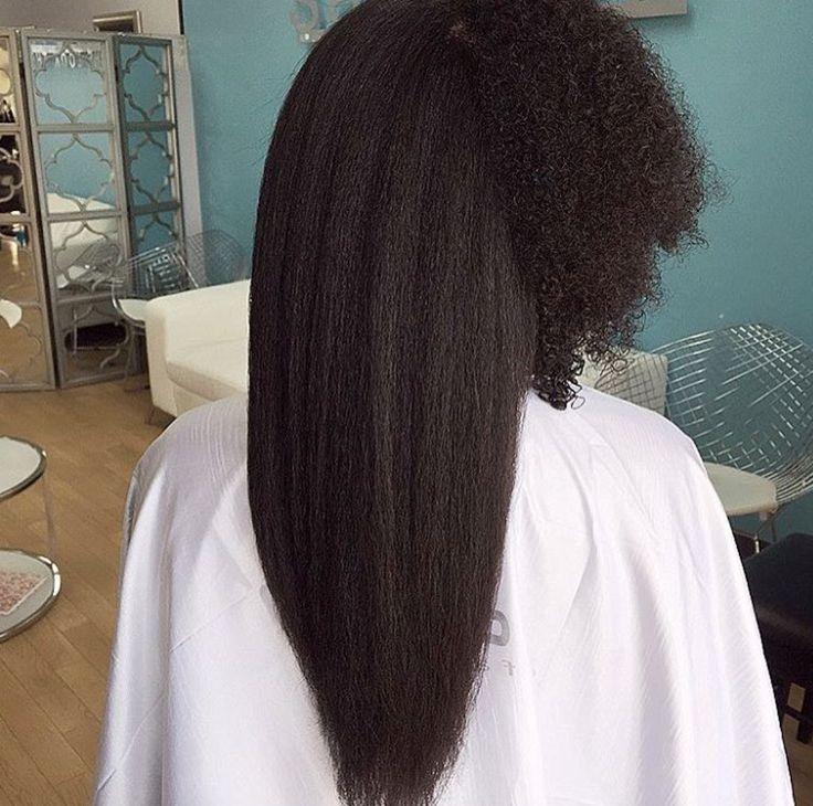 When shrinkage is real via @salonpk - https://blackhairinformation.com/hairstyle-gallery/shrinkage-real-via-salonpk/