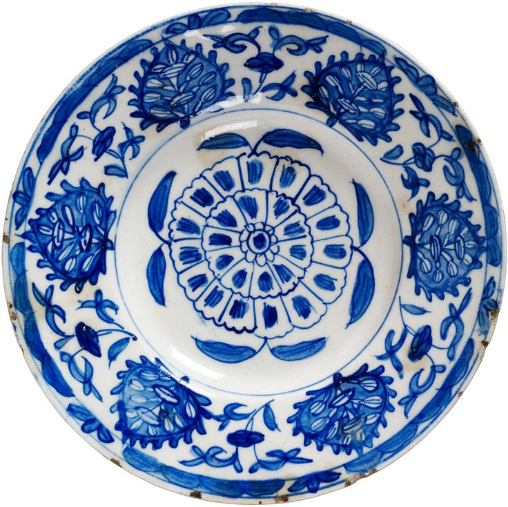 Moroccan Scroll Tile Light Blue Handmade Persian Style: 18 Best Turkish Ceramics Images On Pinterest