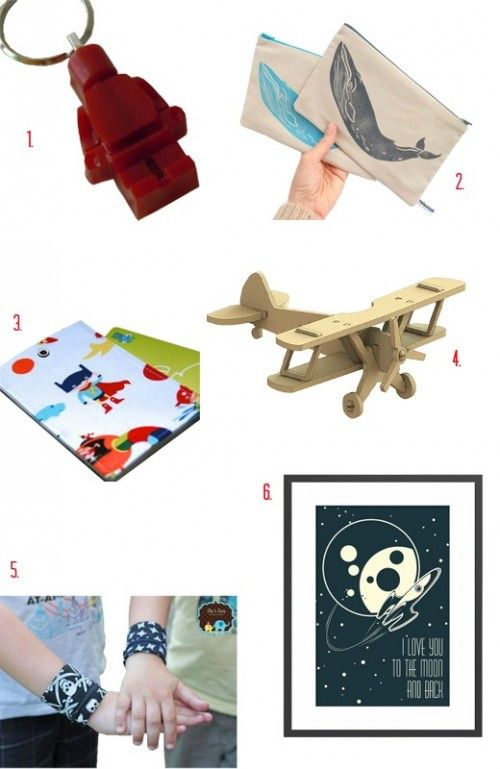 Handmade Kids Christmas Gift Guide   perfect gift ideas for boys.  Chosen by Little Alligator