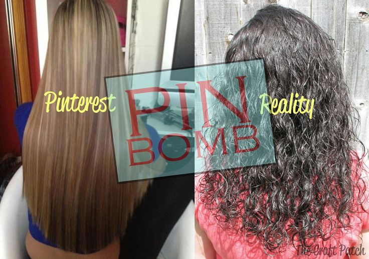 Naturally Straighten Hair With Brown Sugar