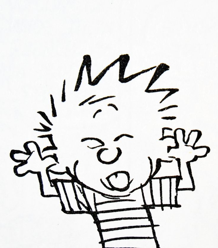"""Calvin and Hobbes QUOTE OF THE DAY:  """"A little rudeness and disrespect can elevate a meaningless interaction to a battle of wills and add drama to an otherwise dull day.""""  ― Bill Watterson, The Complete Calvin and Hobbes"""