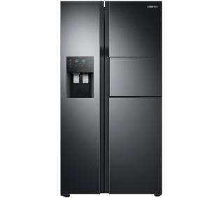 Lodówka Samsung RS51K57H02C w Ole Ole! Wymiary (wys.x szer.x gł.): 178,9 x 91,2 x 70 cm, Pojemność netto chłodziarki: 334 litry, Pojemność netto zamrażarki: 177 litrów, ... Zobacz Lodówki w Ole Ole!