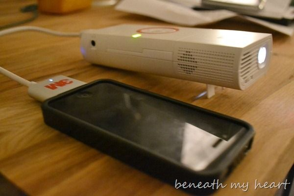 3M Mobile Projector, how did I not know about this ?!?!?!?  must get one for summer outdoor movies !!