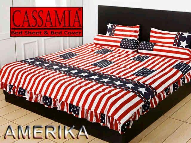 Seprei Cassamia. Amerika. Tinggi 20 cm.