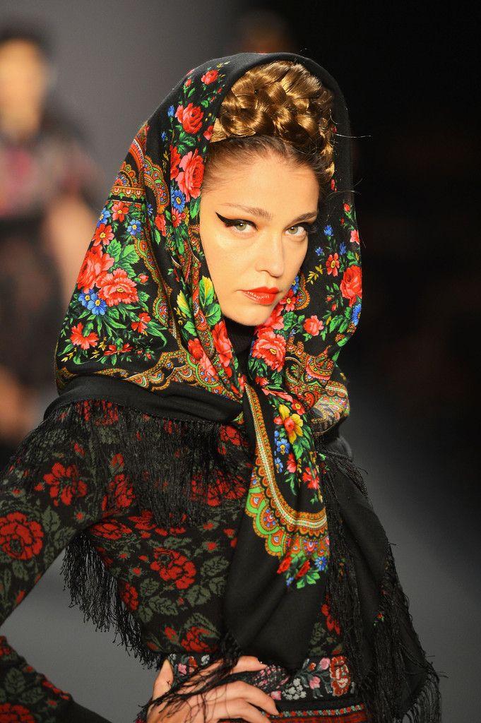 Fashion Show: Lena Hoschek Autumn/Winter 2013/14