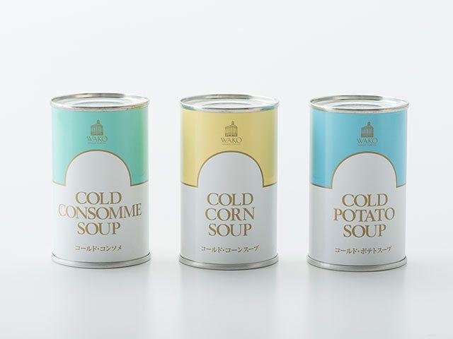和光のグルメサロンで見つけた手みやげ 上品で優しい味のひんやりスープ